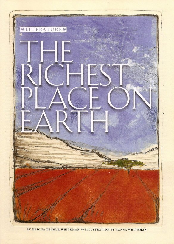 The Richest Place on Earth